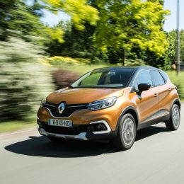 top renault captur