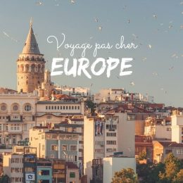 week end pas cher europe
